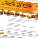 Konverentsi infomaterjalide kujundus