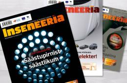 Aikakauslehden suunnittelu 2008-2012
