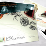 German Culture Spring website and advertisement