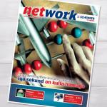 Varasemad tööd: logistikaajakirja maketi uuendamine