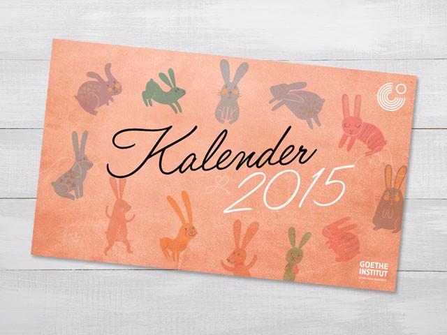 Kalenterin suunnittelu